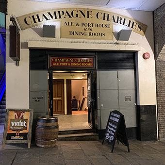 Champagne Charlies 3