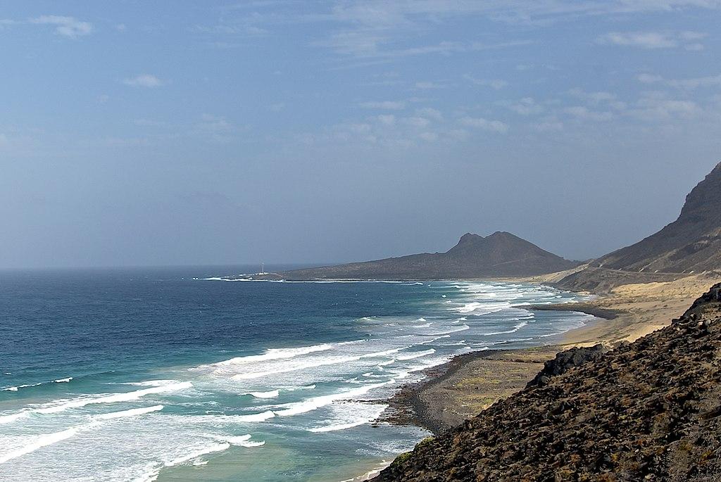 Calhau Cape Verde © Rainer Strehl