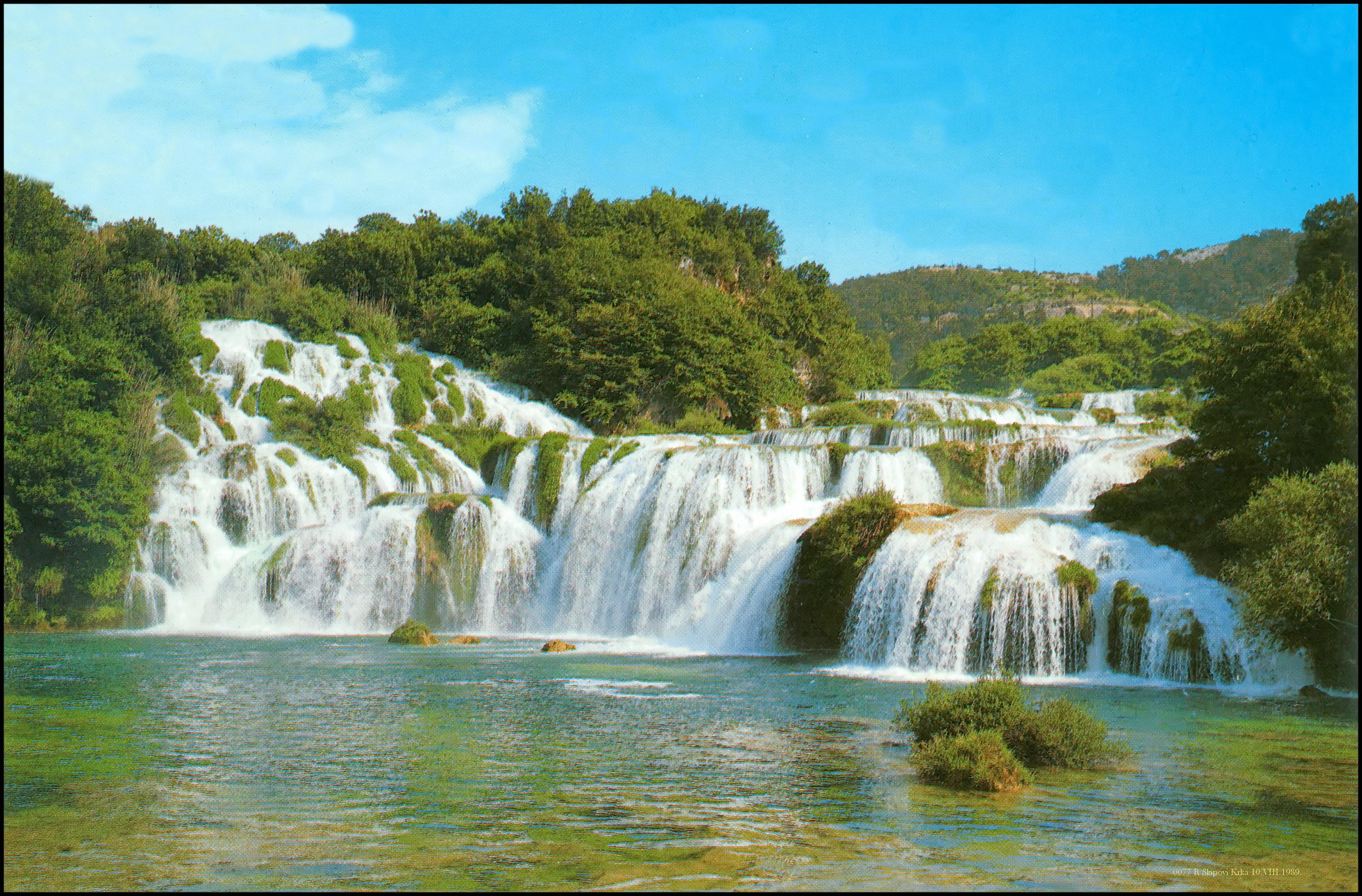 Waterfalls at Skradin © comphotosmorton
